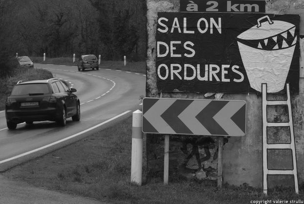salon des ordures
