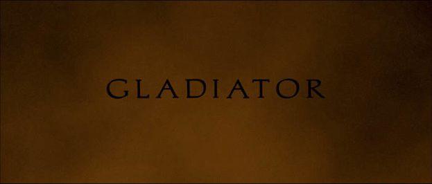 Gladiator - générique