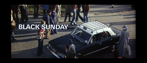 Black Sunday - générique