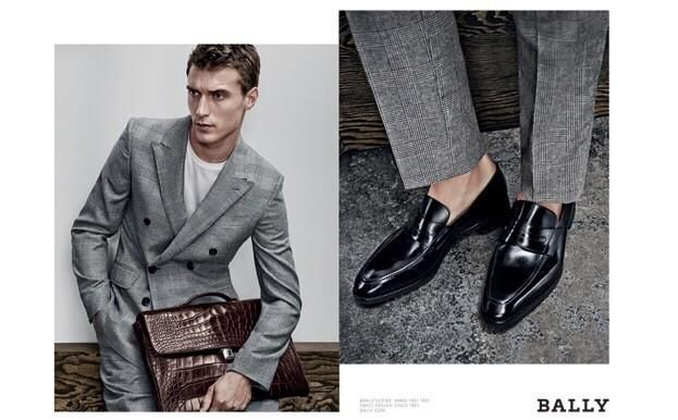 BALLY SPRING SUMMER 2015 CAMPAIGN BY DAVID SIMS ON-copie-2