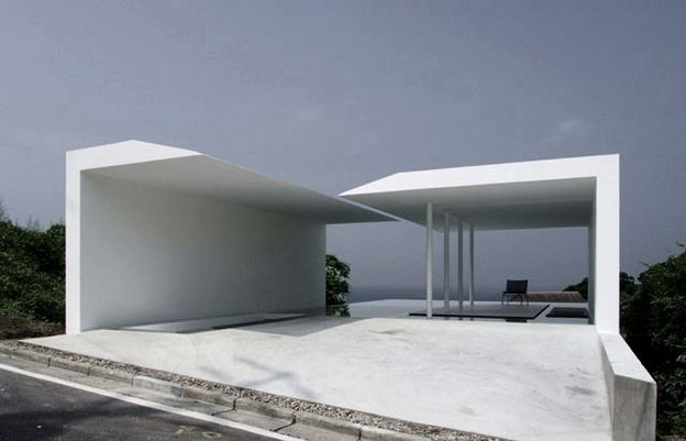 T-HOUSE-in-Kanagawa-Japan-by-Kubota-Architect- ... : minimal-house-architecture - designwebi.com
