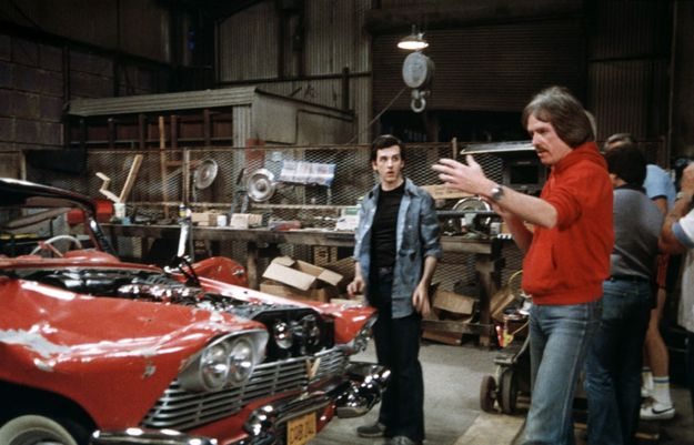Christine - Keith Gordon &amp; John Carpenter