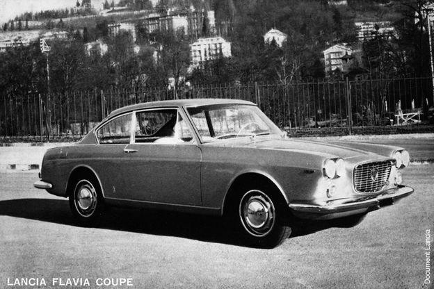 Flavia Coupe Pinifarina