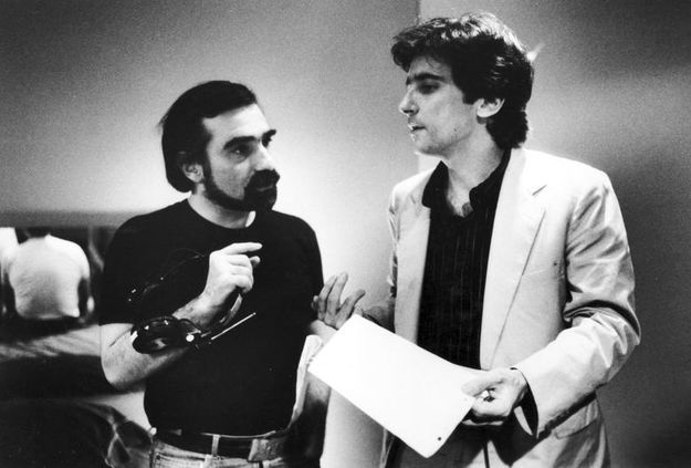 After hours - Scorsese & Dunne