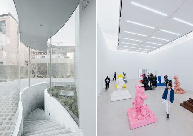 SO – IL architecture. Kukje Gallery's K3 buildin-copie-6