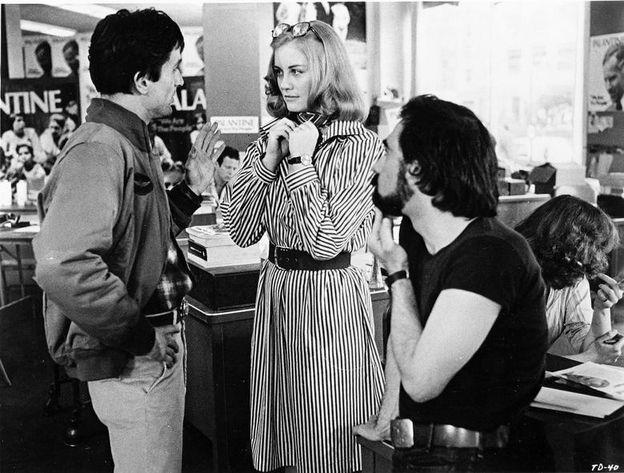 Taxi driver - De Niro, Shepherd & Scorsese