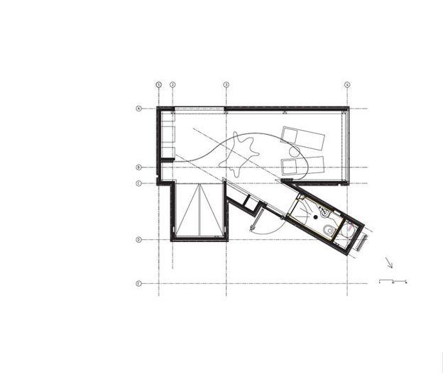 ARCSTREET.COM Juvet Landscape Hotel by JSA plan 2