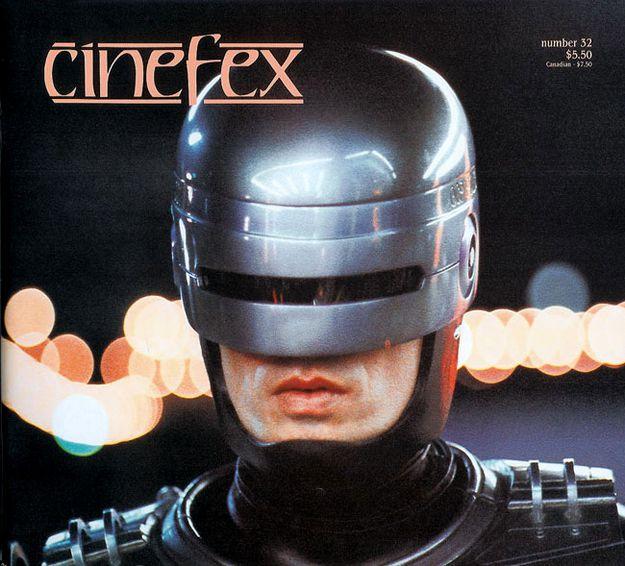 RoboCop - Cinefex