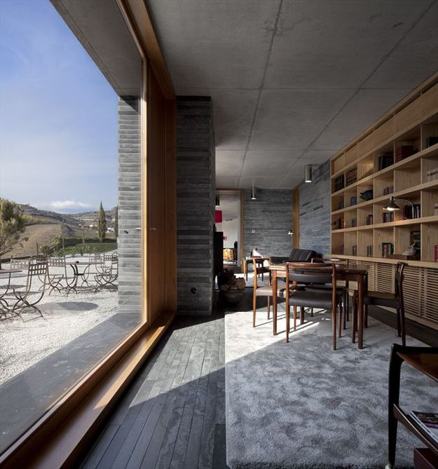 QUINTA DO VALLADO WINERY + HOTEL by GUEDES + DE C-copie-5