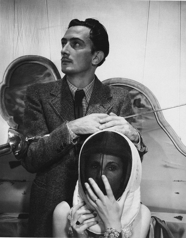 Dali by Cecil Beaton