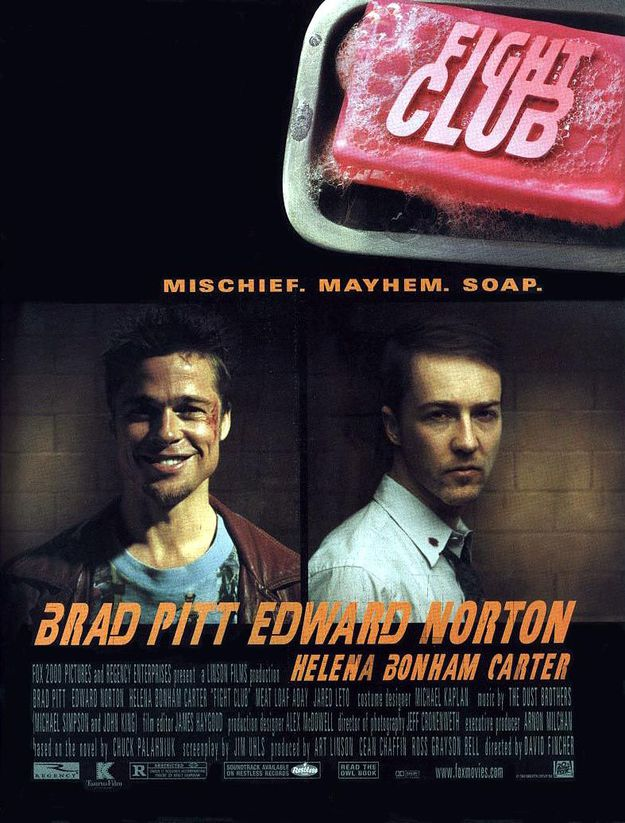 Fight Club - affiche