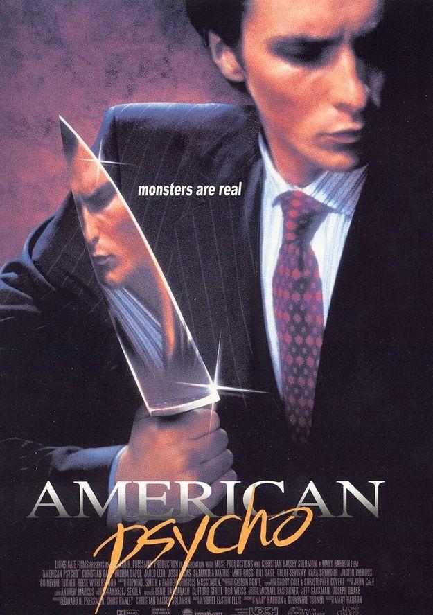 American Psycho - affiche