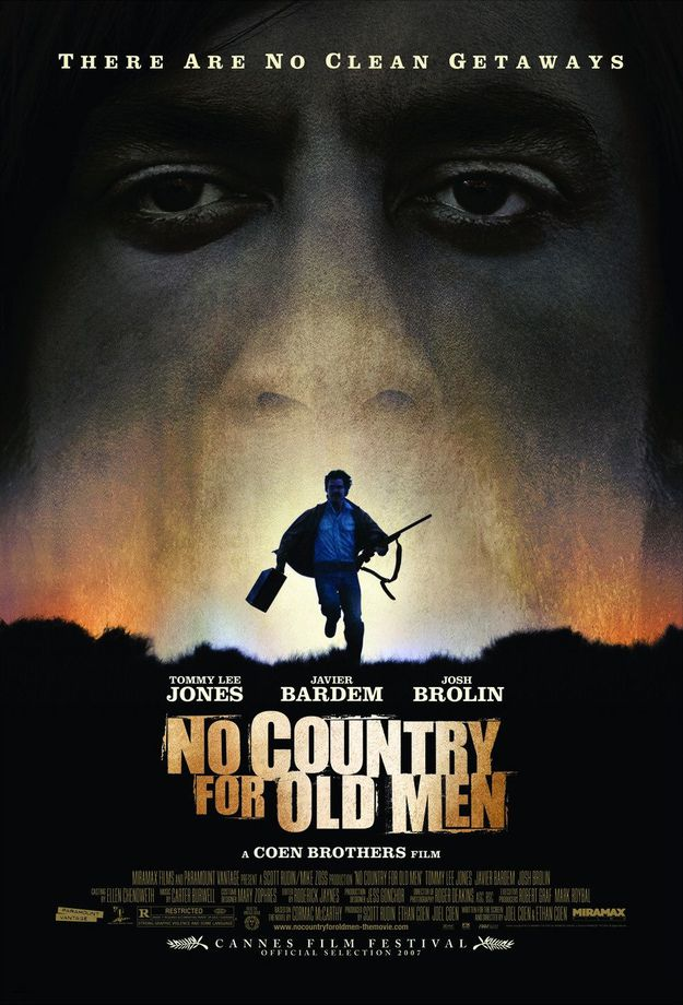 No Country for Old Men - affiche
