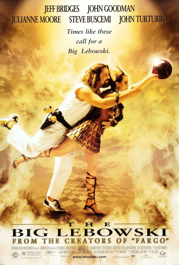 The Big Lebowski - affiche