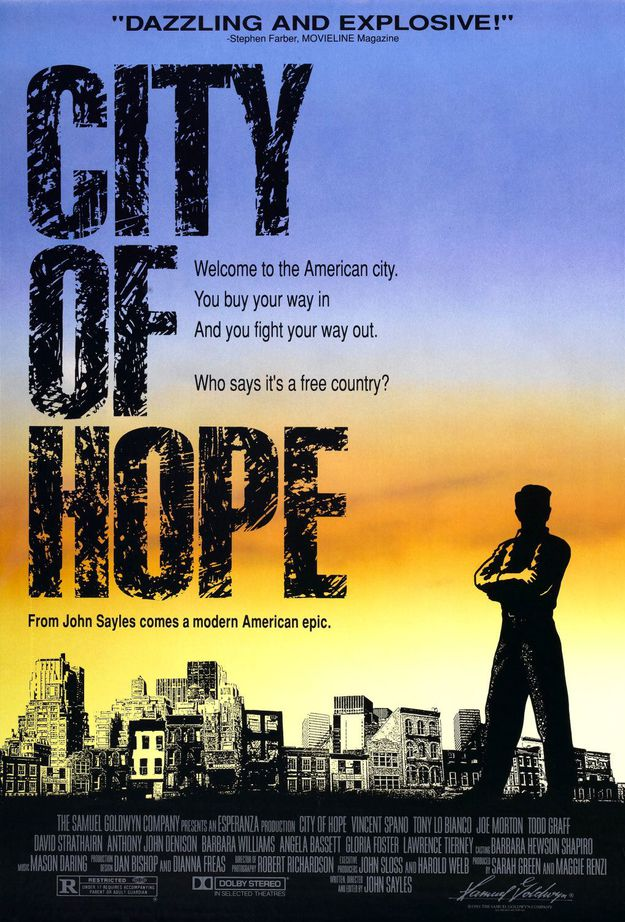 City of Hope - affiche
