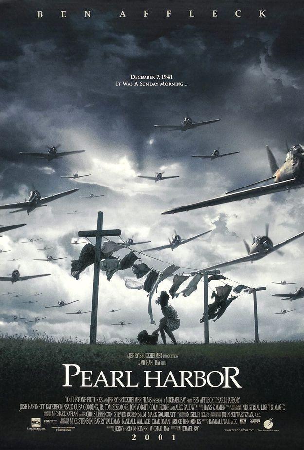 Pearl Harbor - affiche