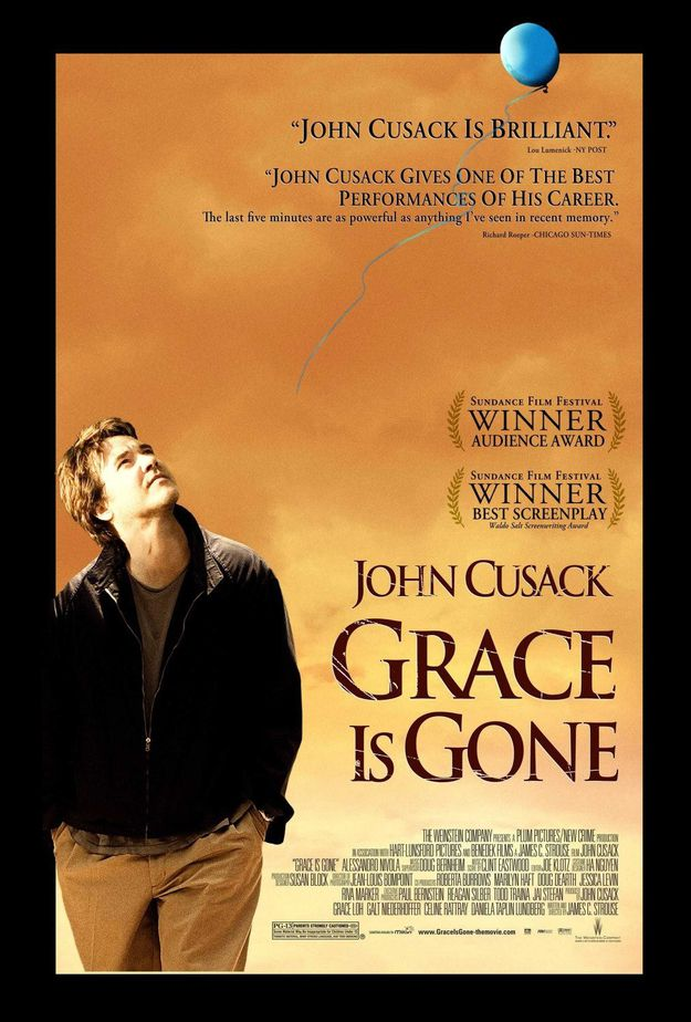 Grace Is Gone - affiche