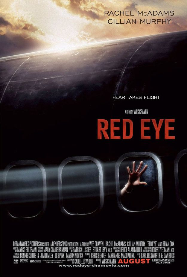 Red Eye - Sous haute pression - affiche