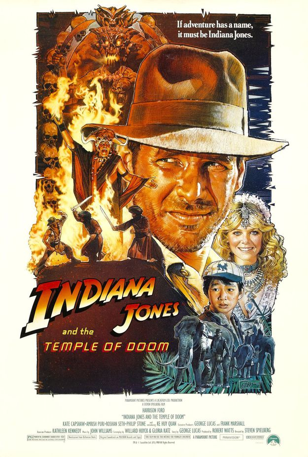 Indiana Jones et le temple maudit 2