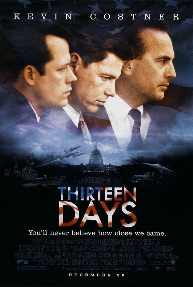 Treize jours - affiche