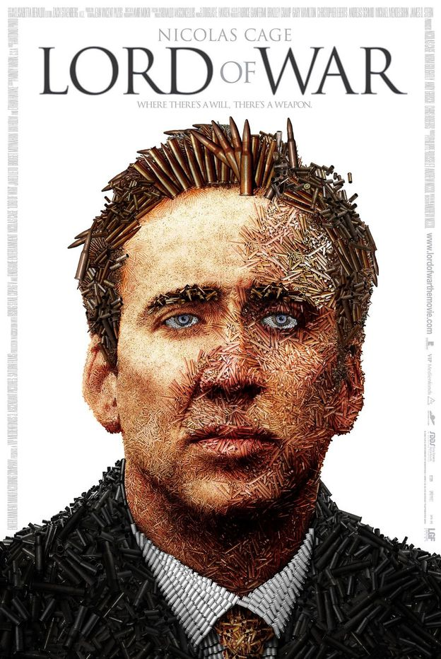 Lord of War - affiche