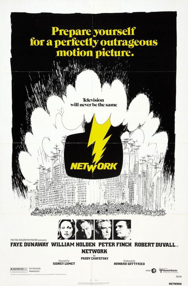 Network - affiche