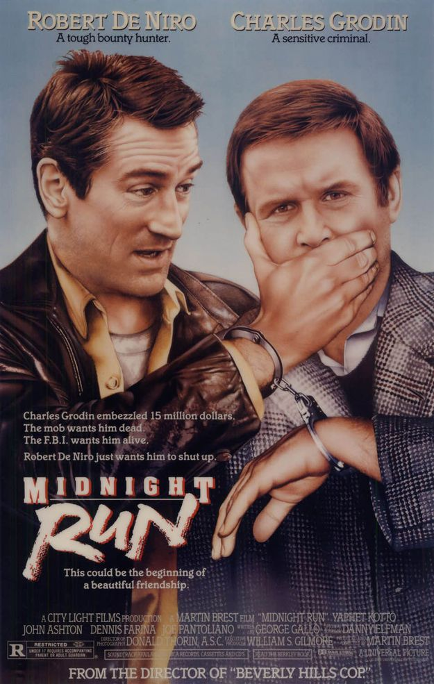 Midnight Run - affiche