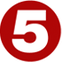 Logo channel 5 uk