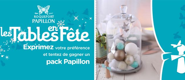 les-tables-en-fete roquefort-papillon