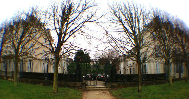 Les Blockhaus et Bunkers allemands cité Médicis à Saint-Germain-en-Laye