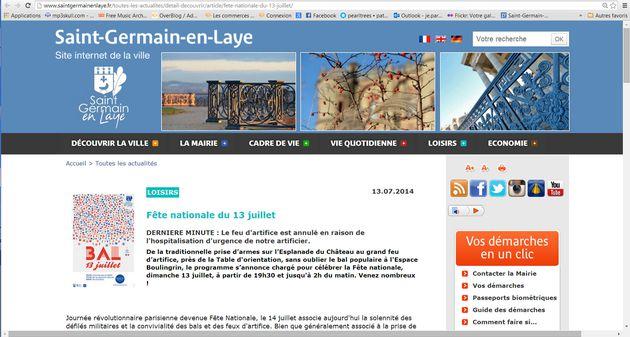 site internet de la ville de saint-germain-en-laye