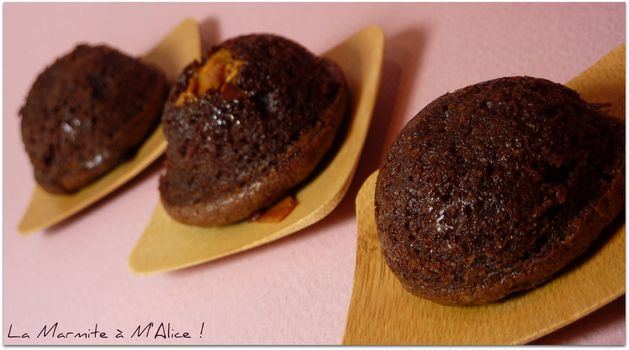 bouchées brownie projet 52
