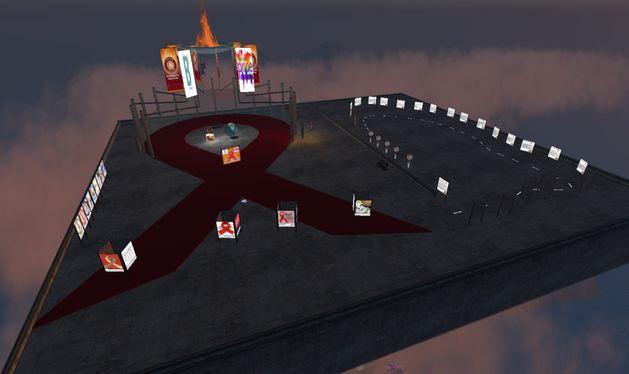 sl monde solidaire 1 AIDS