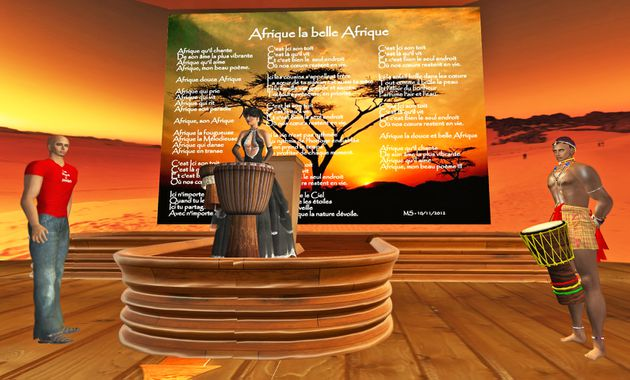 africa live event tournoi slam zubiam iphigenia bafana