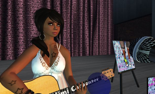 concert en live mimi area