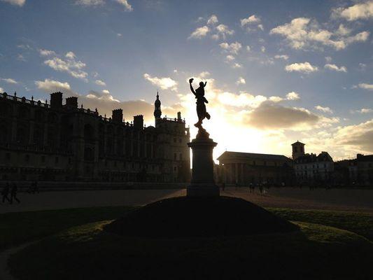 L'amour et la folie de Paul Darbefeuille dans le Parc du Château de Saint-Germain-en-Laye (78100)