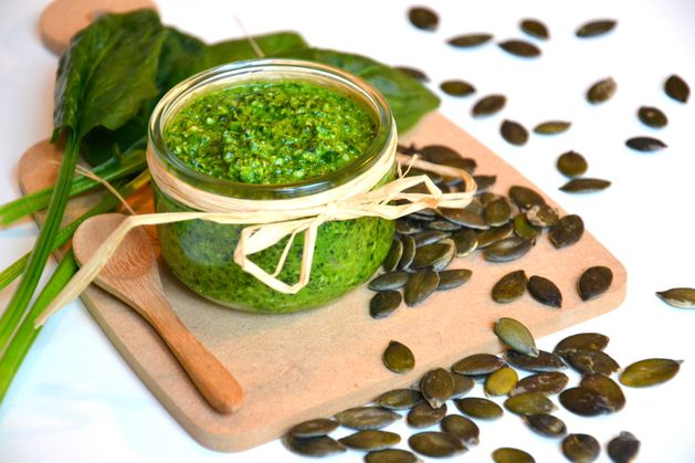 Pesto-epinards-courge9.JPG