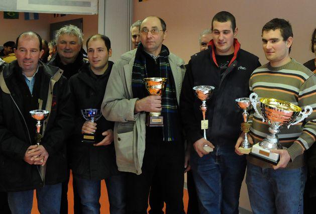 NAVARRENX foire lauréats