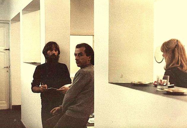 Clareboudt et Ransonnet Galerie L'A-1