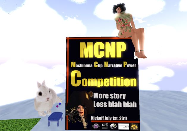 MCNP affiche