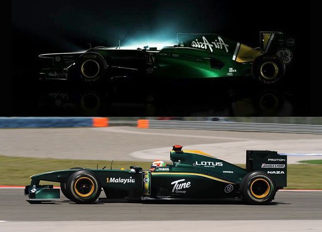 caterham comparatif3
