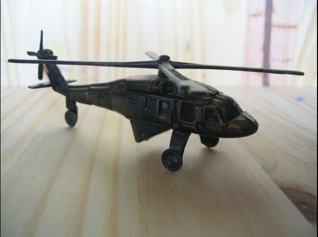 2.Helicopter UH-60 Blackhawk