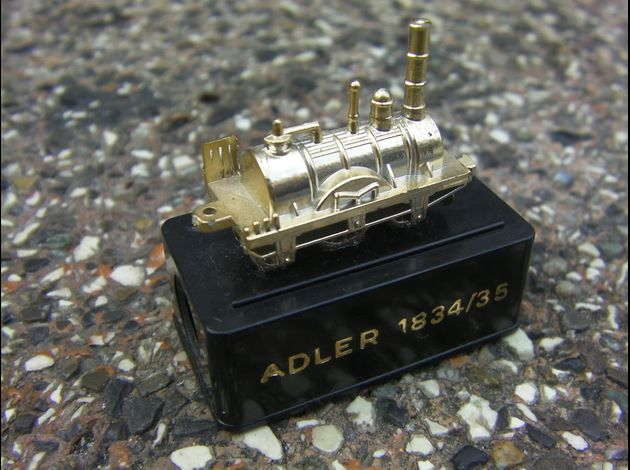 TRAIN Locomotive  Adler 1834