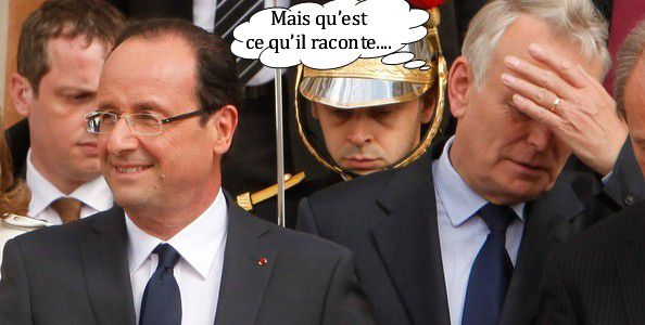 photo drole politique
