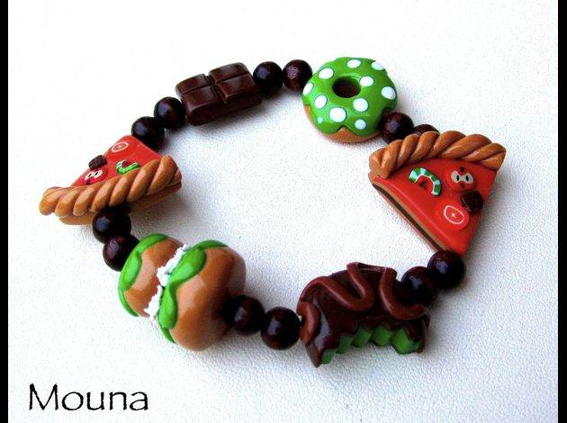 Bracelet Gourmand 1   VENDU