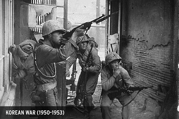 10 Korean War