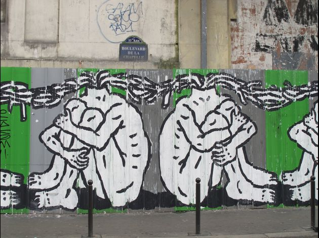 Street-art Zoo Project Louxor Barbès 6