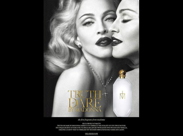 madonna truthordare poster 01
