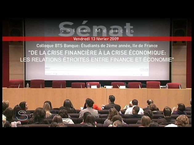 Colloque Senat 13 02 2009