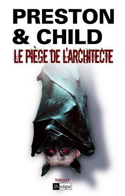 « Le piège de l'architecte » de Preston et Child
